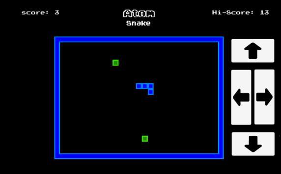 Atom Snake apk screenshot