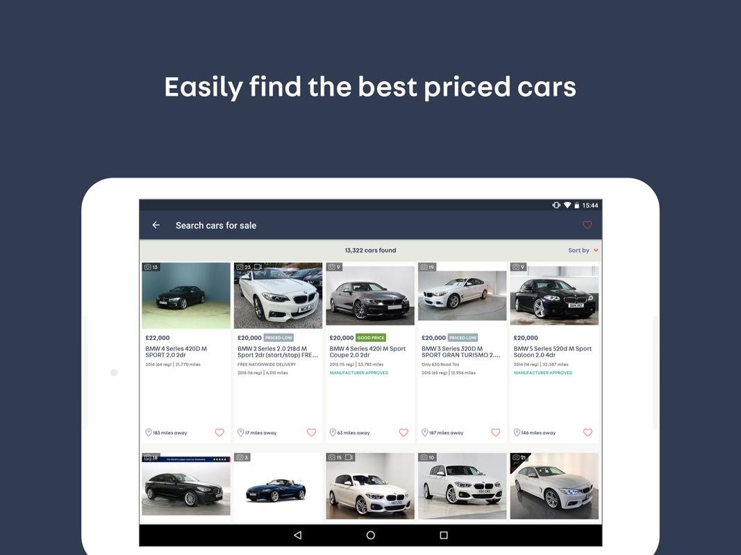 Auto Trader - Buy, sell and value new & used cars APK تحميل - مجاني ...