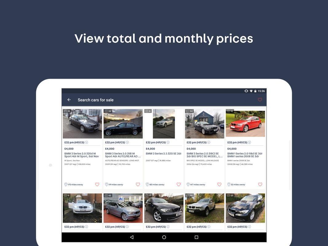 Auto Trader - Buy, sell and value new & used cars APK Download ...
