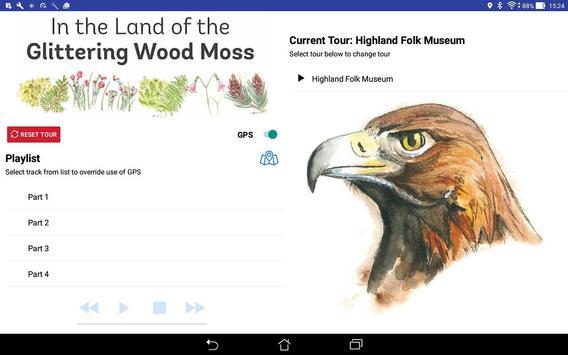 HFM Glittering Wood Moss Trail apk screenshot