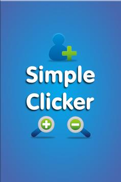 Simple Clicker poster