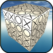 3D Noughts and Crosses Demo 아이콘