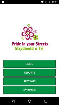 Pride in your Streets Wrexham apk screenshot