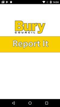 Report It Bury (Unreleased) poster