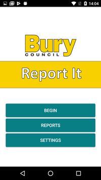Report It Bury (Unreleased) apk screenshot
