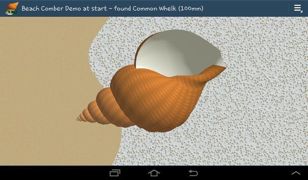 3D Virtual SeaShell Demo screenshot 11