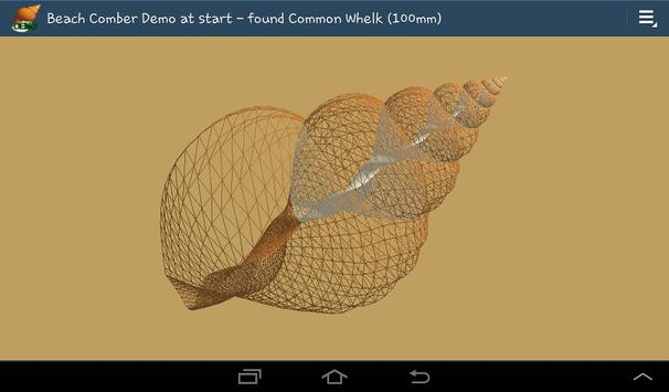 3D Virtual SeaShell Demo screenshot 12