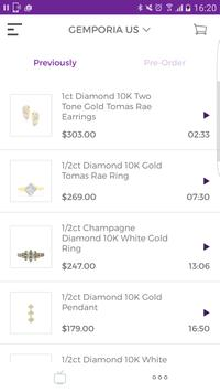 Gemporia Jewellery Auctions apk screenshot