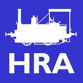 Heritage Railway Trails icon
