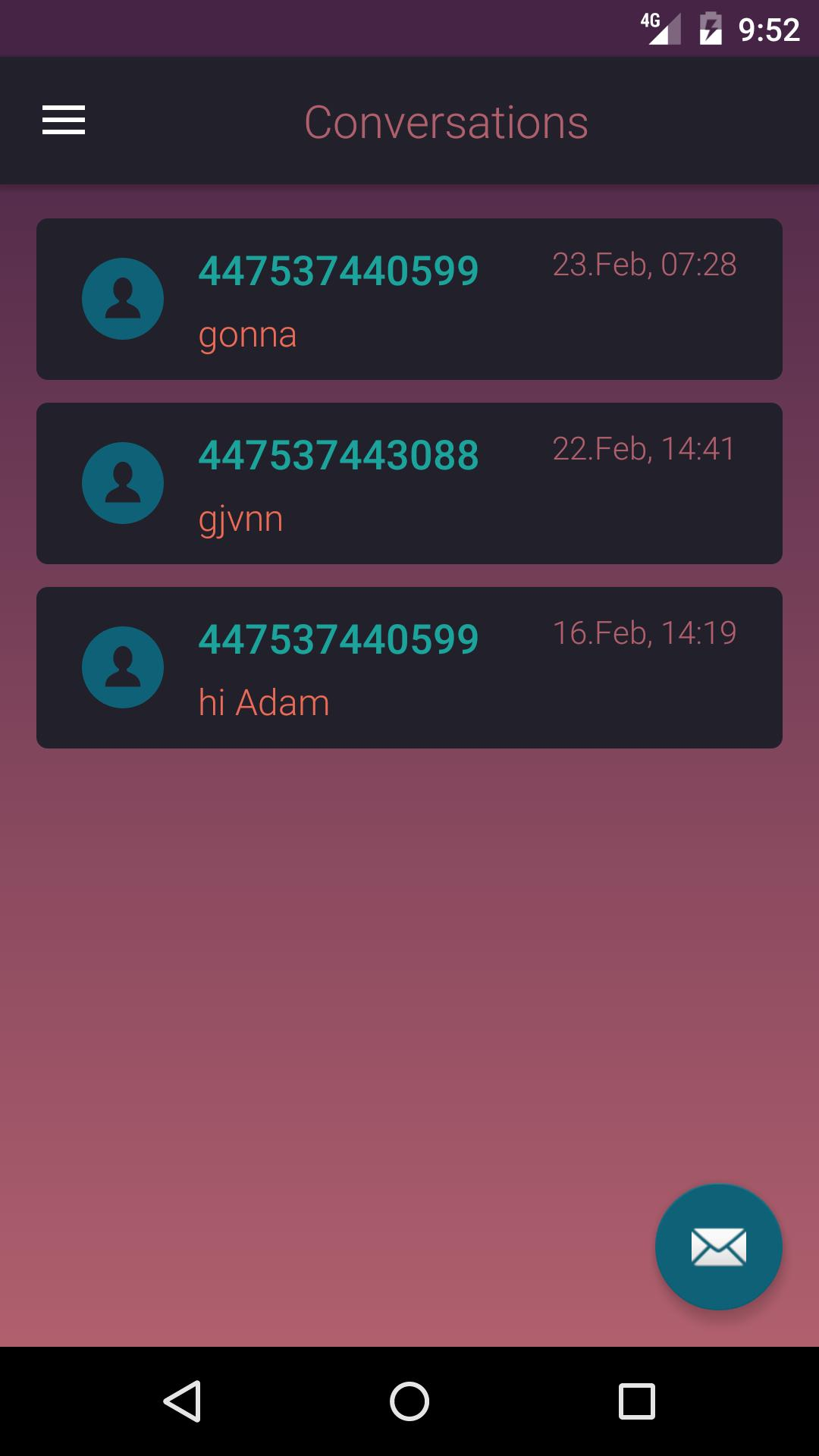 Virtual SMS for Android - APK Download
