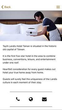 Tayih Landis Hotel screenshot 1