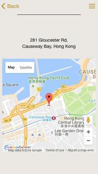 The Excelsior Hong Kong apk screenshot