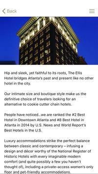 The Ellis Hotel screenshot 11