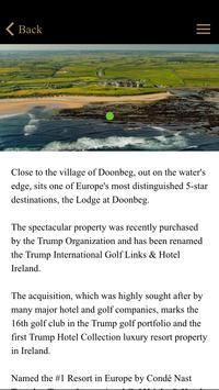 Trump International Doonbeg screenshot 6