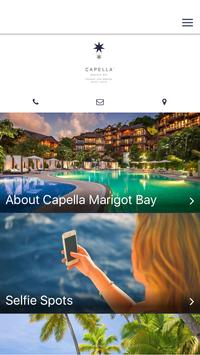 Capella Marigot Bay Resort poster
