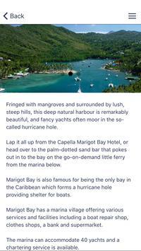 Capella Marigot Bay Resort apk screenshot