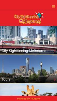 City Sightseeing Melbourne apk screenshot