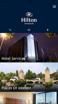 Hilton Strasbourg apk screenshot