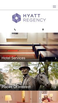 Hyatt Regency Bethesda apk screenshot