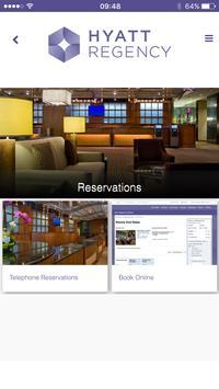 Hyatt Regency Houston apk screenshot