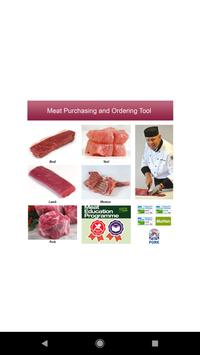 Meat Purchasing Guide poster