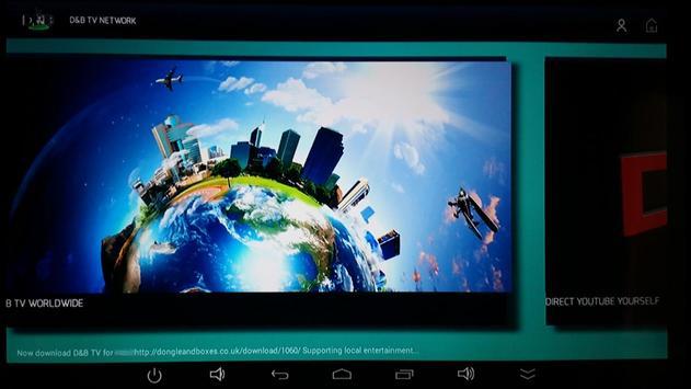 D&B TV- LOCAL NETWORK WW apk screenshot
