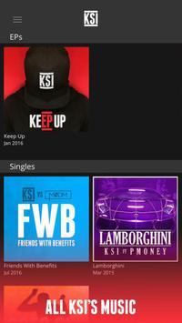 KSI apk screenshot
