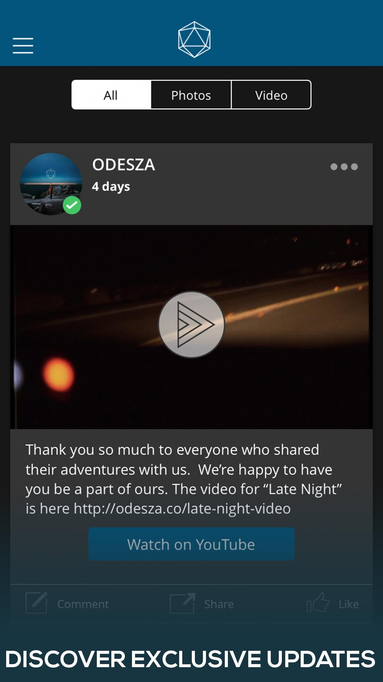 ODESZA for Android - APK Download