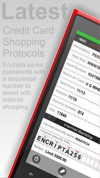 Encripta Password Manager screenshot 15