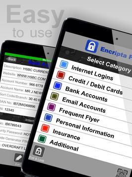 Encripta Password Manager screenshot 18