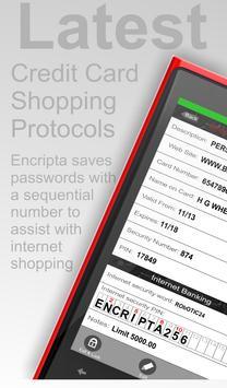 Encripta Password Manager screenshot 7