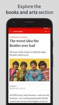 The Economist: World News imagem de tela 6