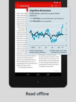 The Economist: World News imagem de tela 11