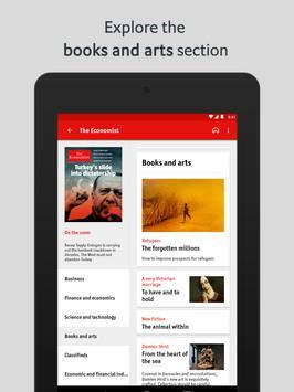 The Economist: World News imagem de tela 14