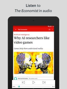 The Economist: World News imagem de tela 20