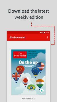 The Economist: World News imagem de tela 2