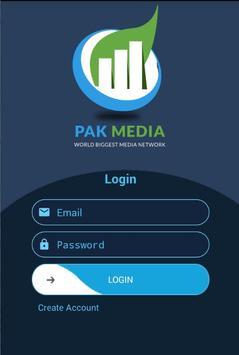 Pak Media screenshot 1