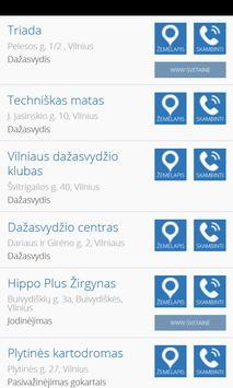 Birštonas Info apk screenshot