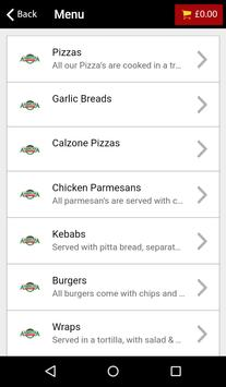 Ambrosia Pizzeria York screenshot 1