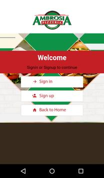 Ambrosia Pizzeria York screenshot 3