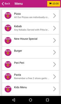 My Milano Pizza apk screenshot