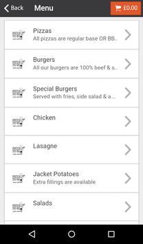 Pizza To GO Tonypandy apk screenshot