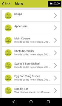 Manna East Asia Cuisine apk screenshot