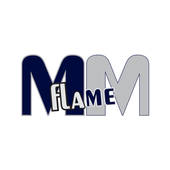 M M Flame icon