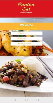 Canton Eat Chinese Takeaway screenshot 1