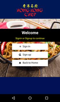 Hong Kong Chef Bristol apk screenshot