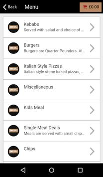 Jemos Kebabs and Pizzas apk screenshot