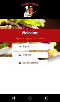 Pasha Kebab Aberdeen apk screenshot