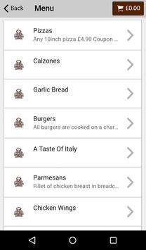 Pizza Base York apk screenshot