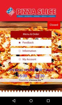 Pizza Slice Takeaway poster